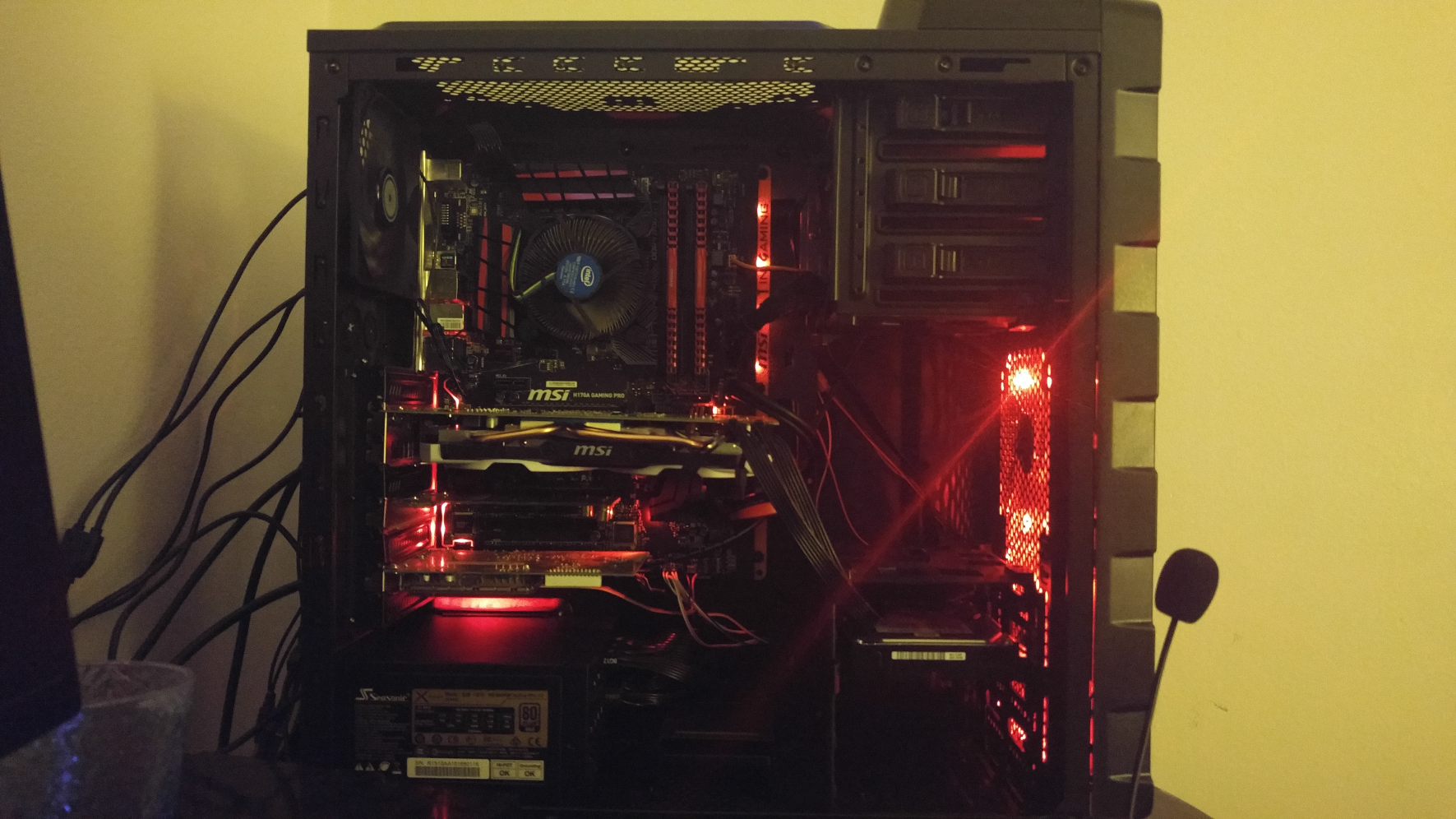 my new gaming pc the house of hitstun